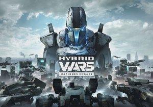 Hybrid Wars Game Profile Banner