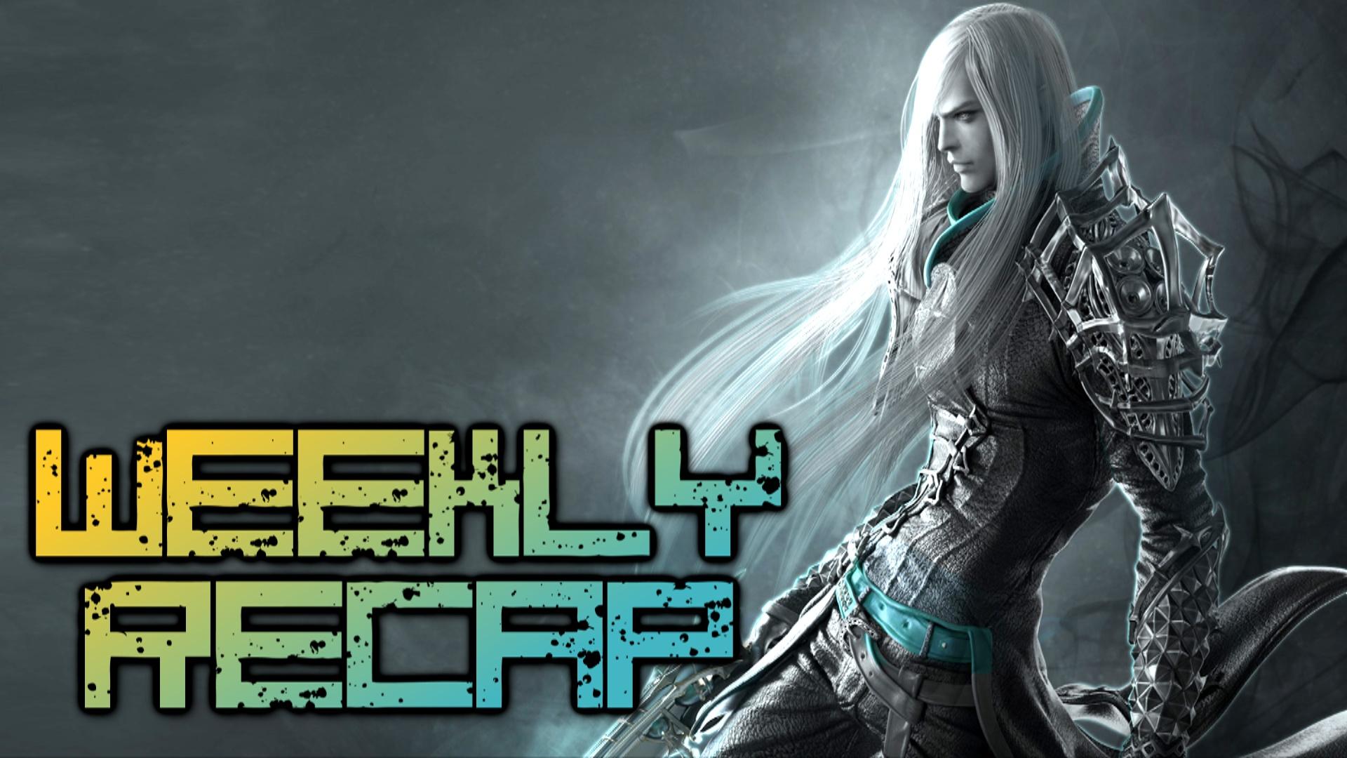 Weekly Gaming Recap #4 w/JamesBl0nde