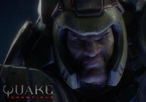 Quake Champions Game Profile