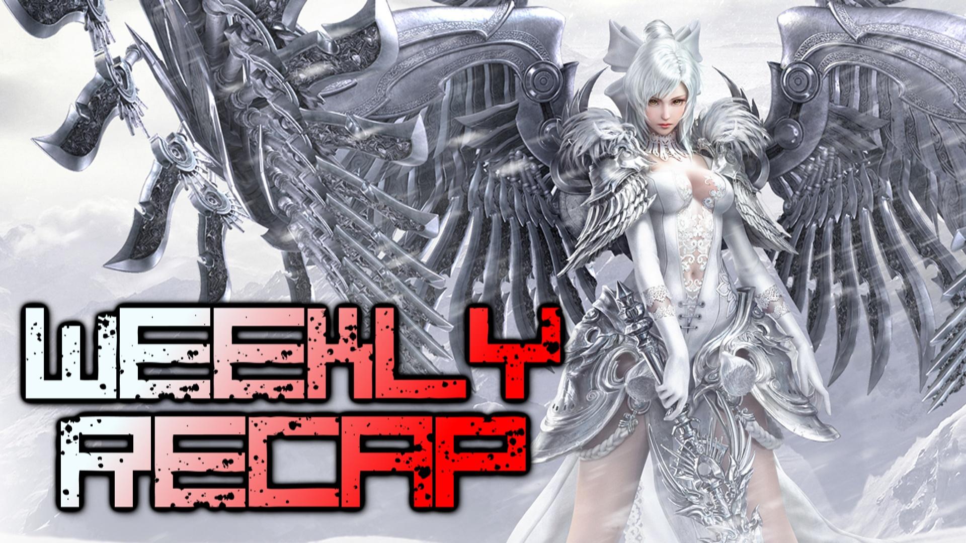 Weekly Gaming Recap #5