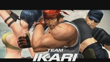 The King of Fighters XIV Team Ikari Warriors Reveal