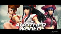 The King of Fighters XIV Team Another World Trailer