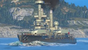World of Warships Update 0.5.10 Overview