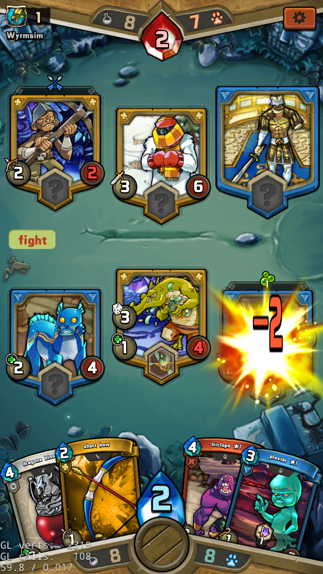 Card Monsters: Beta Testing & Quick Look