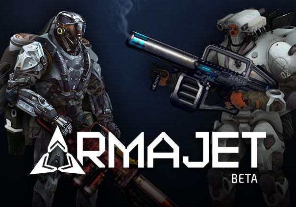 Armajet Game Profile Banner