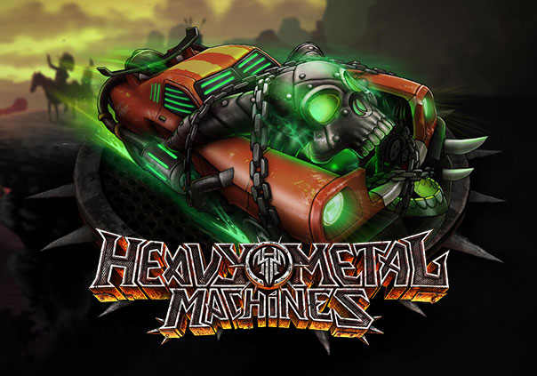Heavy Metal Machines | MMOHuts