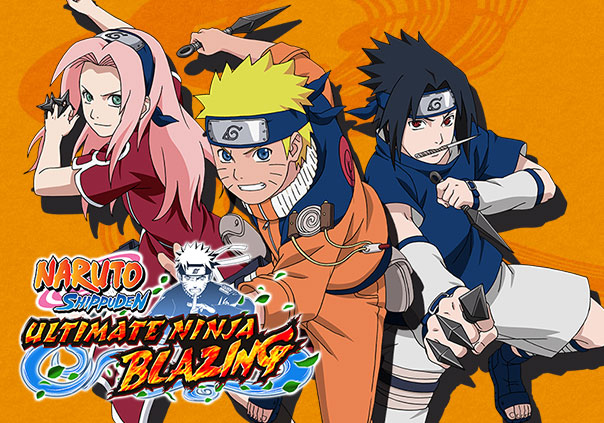 Naruto Shippuden Ultimate Ninja Blazing Game Profile Banner