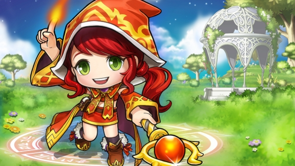 Pocket MapleStory Introduces the Blaze Wizard