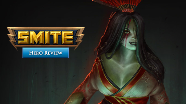 SMITE Izanami: Matron of the Dead Review