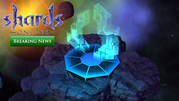 Shards Online Alpha Preview Tour