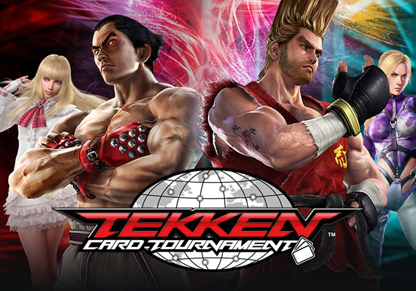 Tekken Card Tournament Game Profile Banner