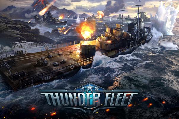 Kingnet Technology Brings Thunder Fleet to the West