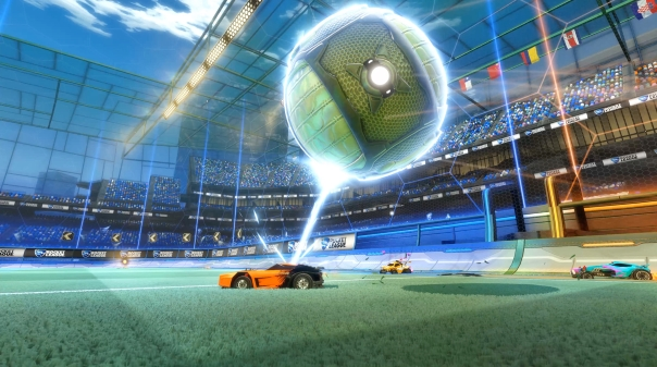 Rocket League Rumble Mode Available Today