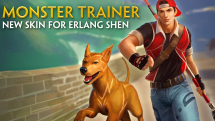 SMITE Monster Trainer Erlang Shen