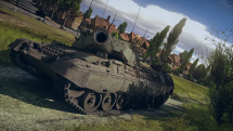 War Thunder Update 1.63: Desert Hunters