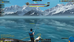 World of Fishing Big Game Fish Fight