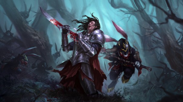 HEX: Shards of Fate Herofall Set Released