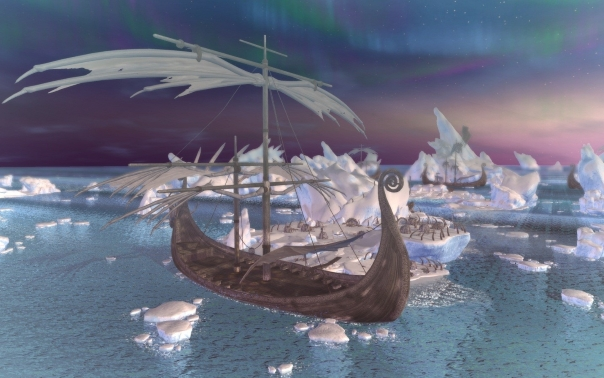 Neverwinter Sea of Moving Ice Update Landing November 8