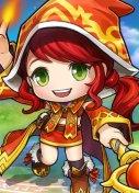 Pocket MapleStory Introduces the Blaze Wizard