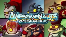 Awesomenauts Assemble! Xbox One Launch Trailer