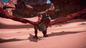 TERA Flying Dragon Mounts Trailer