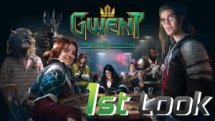 Gwent: The Witcher Card Game – First Look