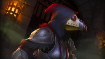 SMITE Plague-Bearer Izanami Skin Preview