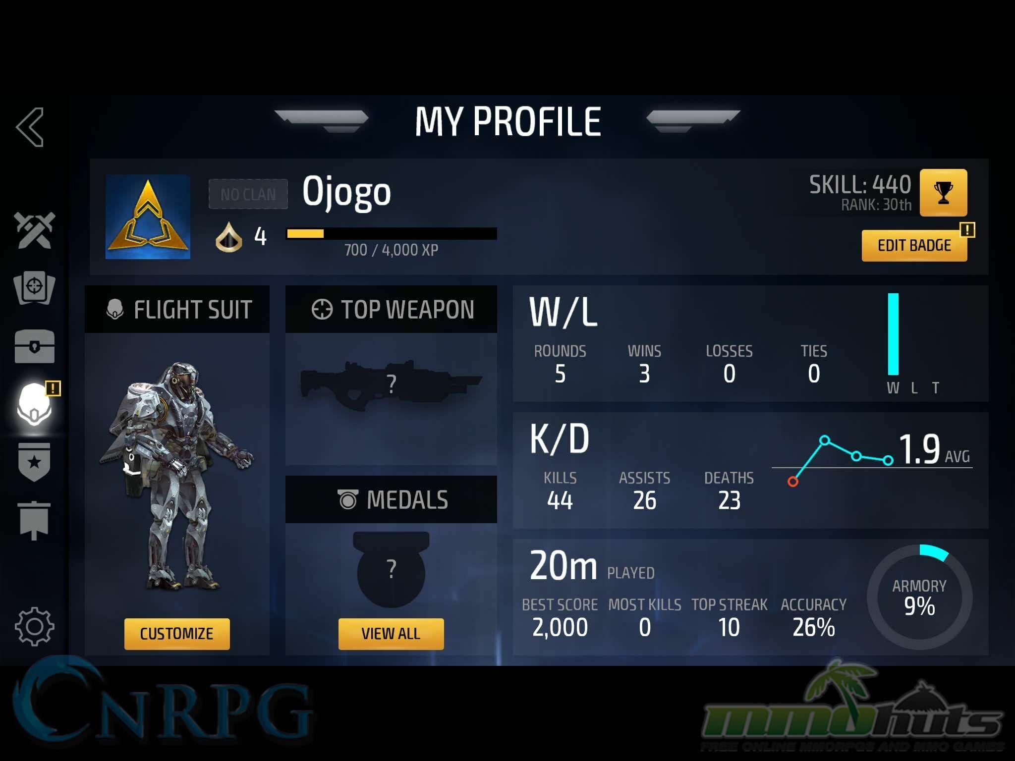 Armajet Mobile Review