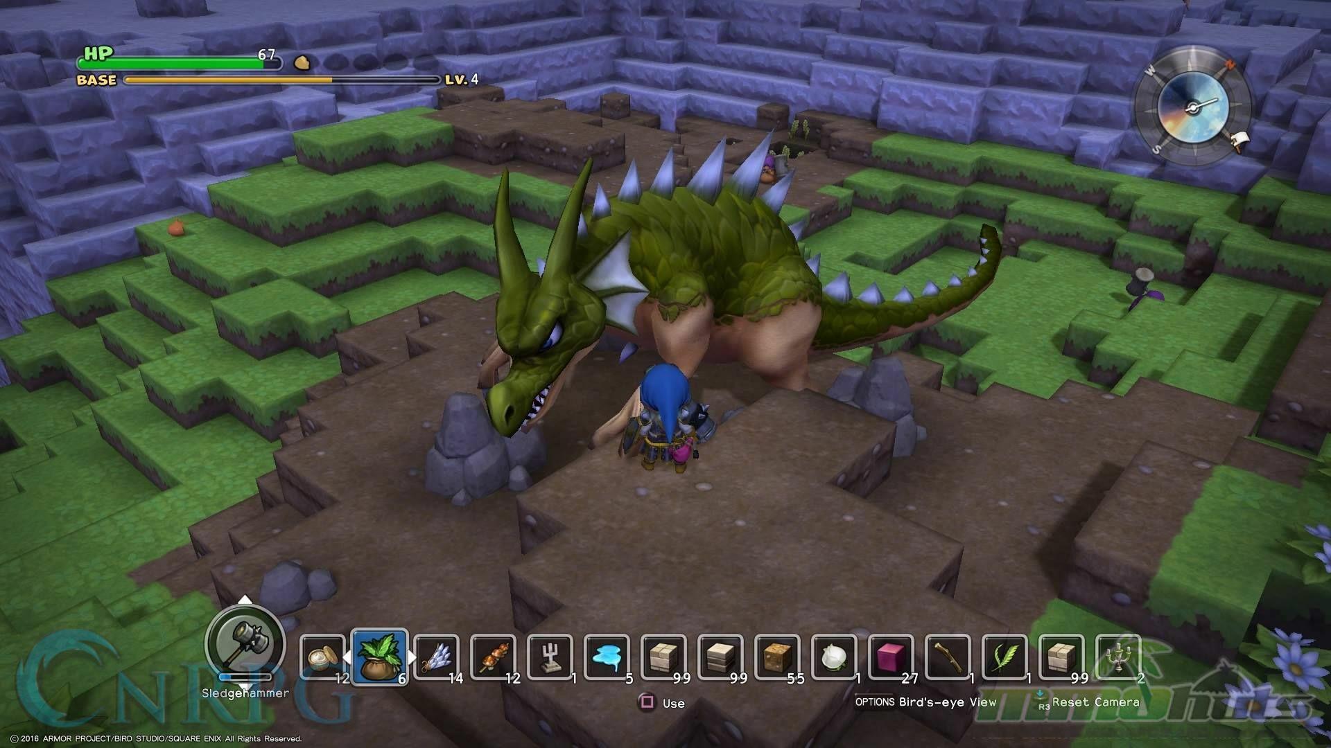 Dragon Quest Builders Launch Review