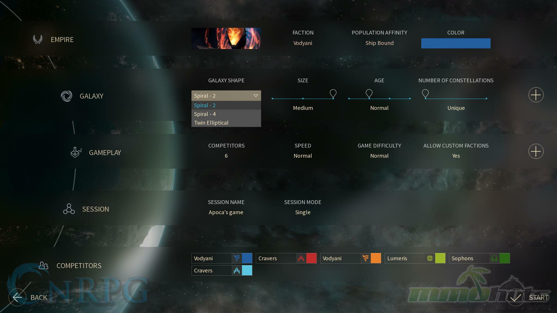 Endless Space 2 Early Access Review