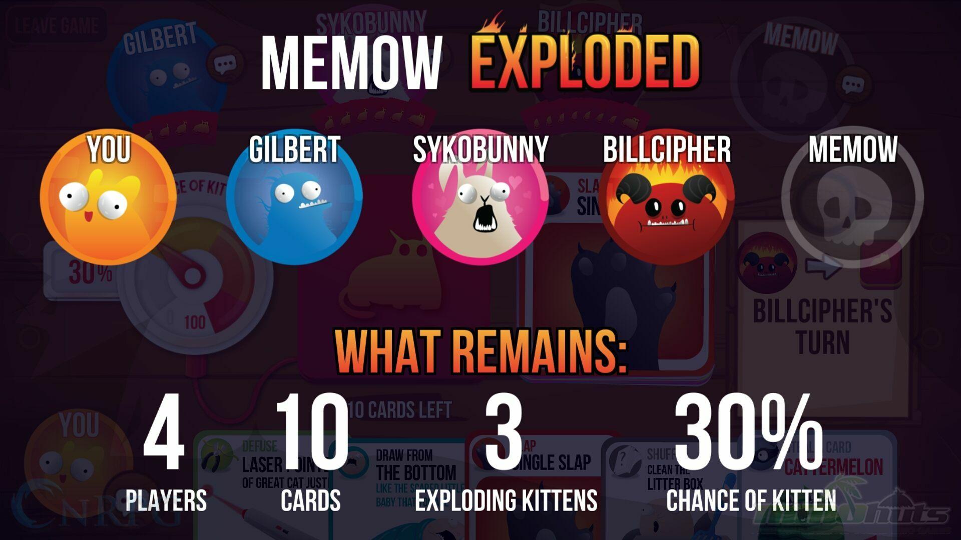 Exploding Kittens Mobile Review