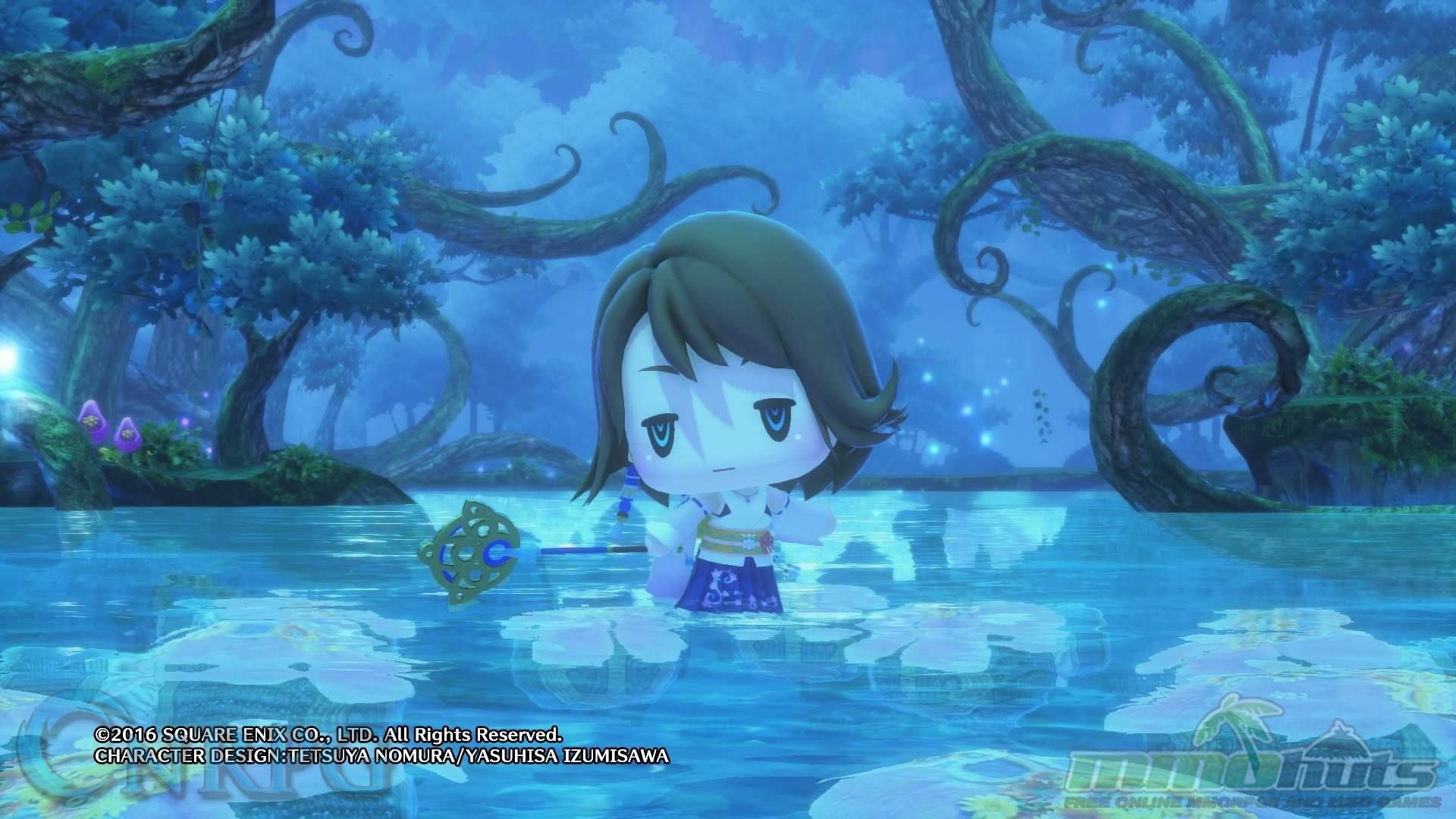 World of Final Fantasy Launch Review