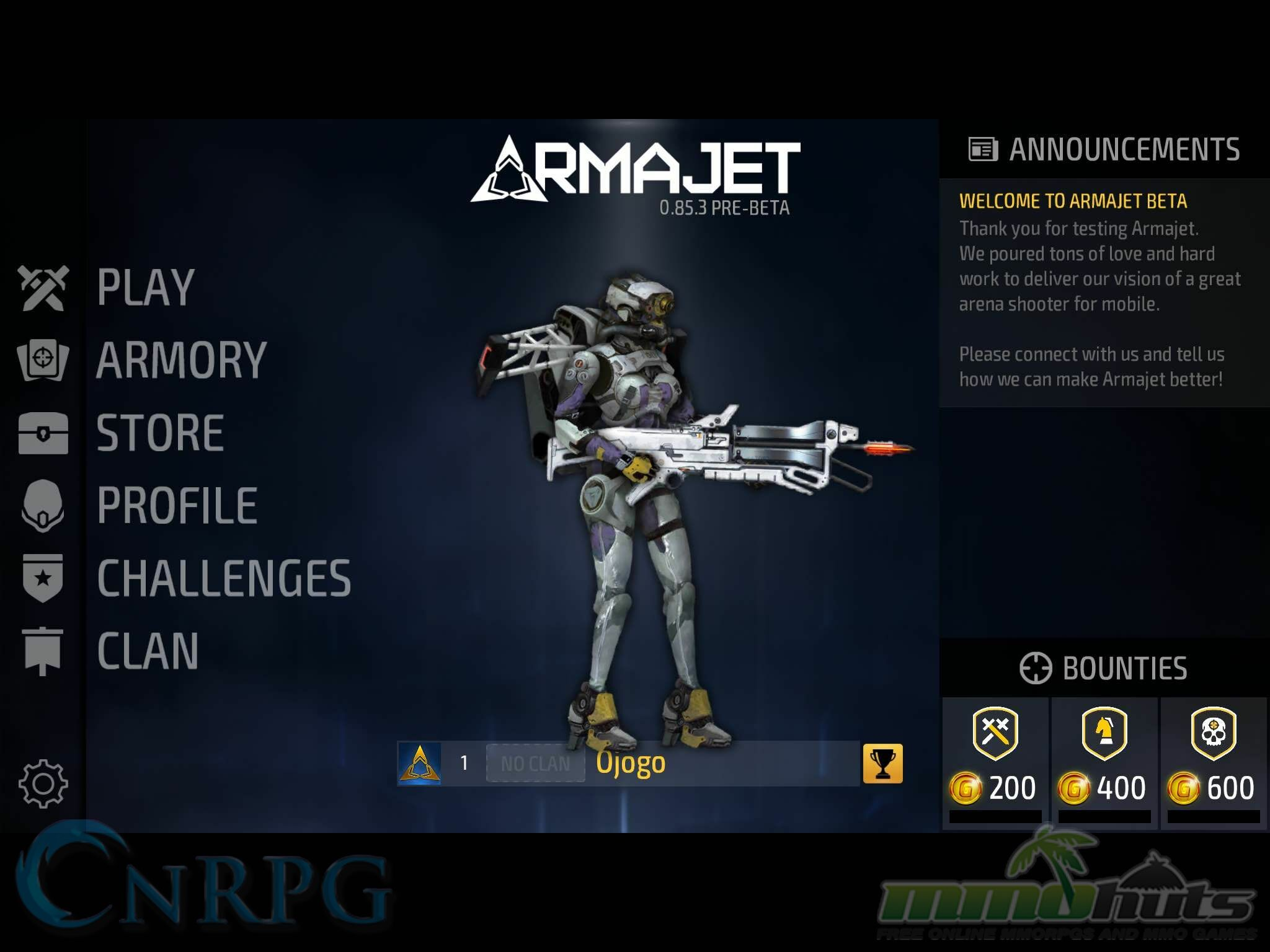 Armajet Mobile Review