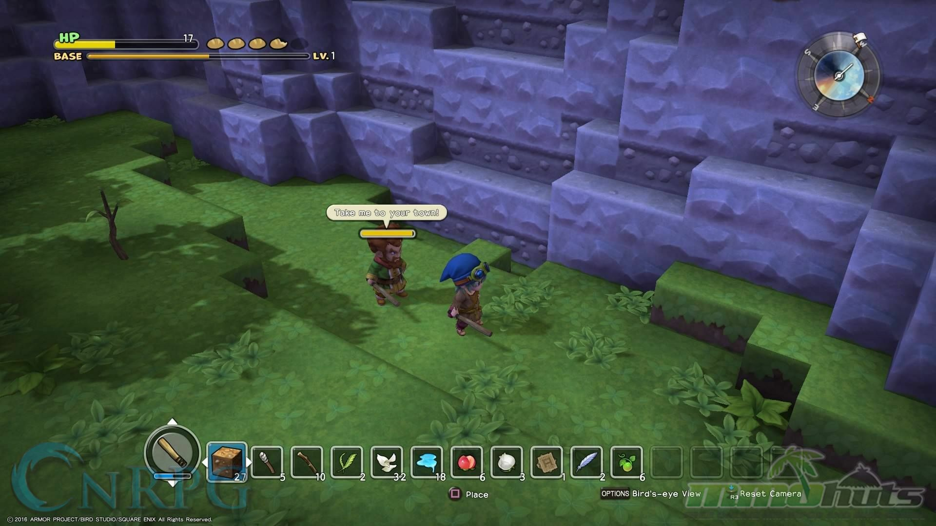 Dragon Quest Builders Launch Review