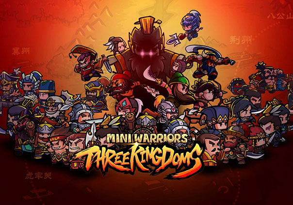 Mini Warriors Three Kingdoms Game Profile Banner