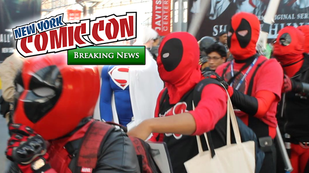 NYCC 2016 Day 2 Recap – The Hunt for Cosplay and Co-Op