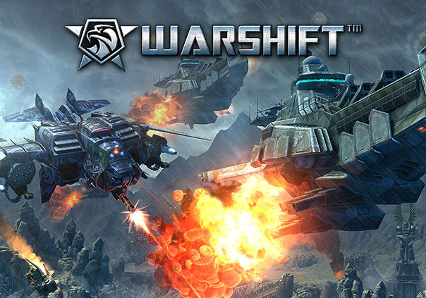Warshift Game Profile Banner