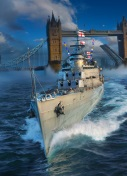 Royal Navy Arrives in World of Warships