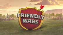 Clash of Clans Friendly Wars Trailer