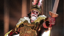Gods of Rome Centurion Julius Reveal