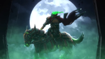 Heroes of the Storm Hallow's End 2016 Skins
