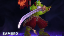 Heroes of the Storm In Development: Samuro and more!