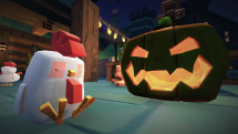 SkySaga: Halloween City of First Light