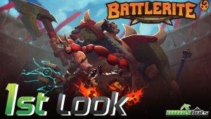 Battlerite - First Look