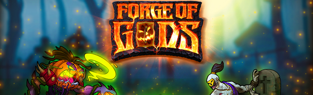 Forge Of Gods MMOHuts Halloween Giveaway