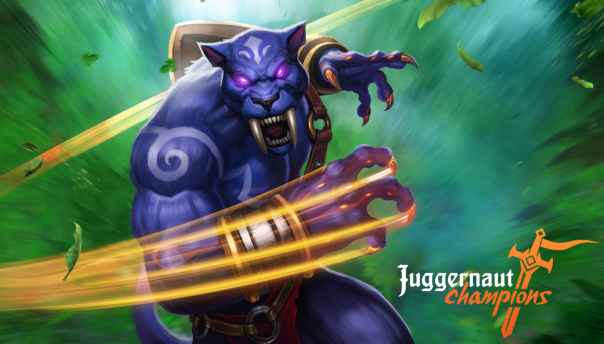 Juggernaut Champions Launches on Mobile