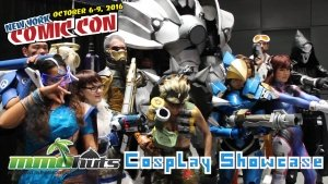 NYCC 2016 - Cosplay Showcase