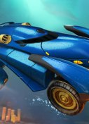 Rocket League AquaDome Available Today