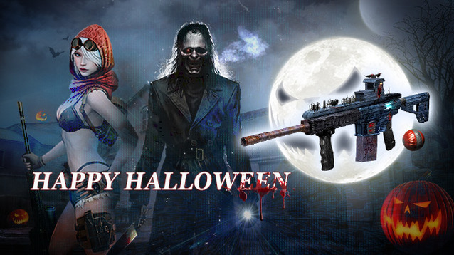SKILL Halloween Gameforge