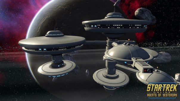 Star Trek Online: Agents of Yesterday – Artifacts Now Available